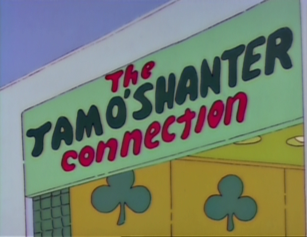 The Tam O'Shanter Connection