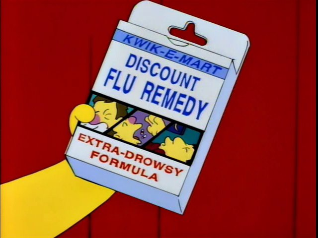 Discount Flu Remedy