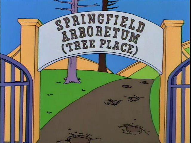 Springfield Arboretum