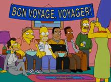 Bon voyage voyager