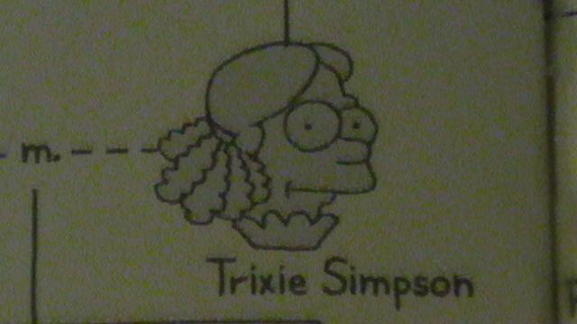 Trixie Simpson