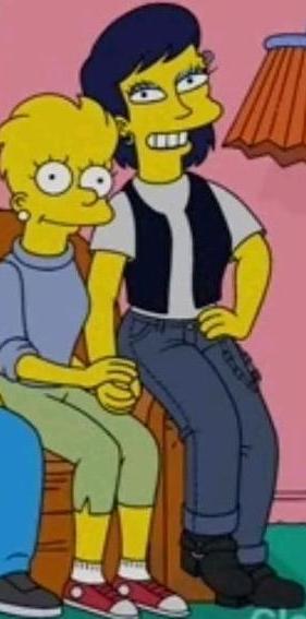 Lisa's ex-girlfriends