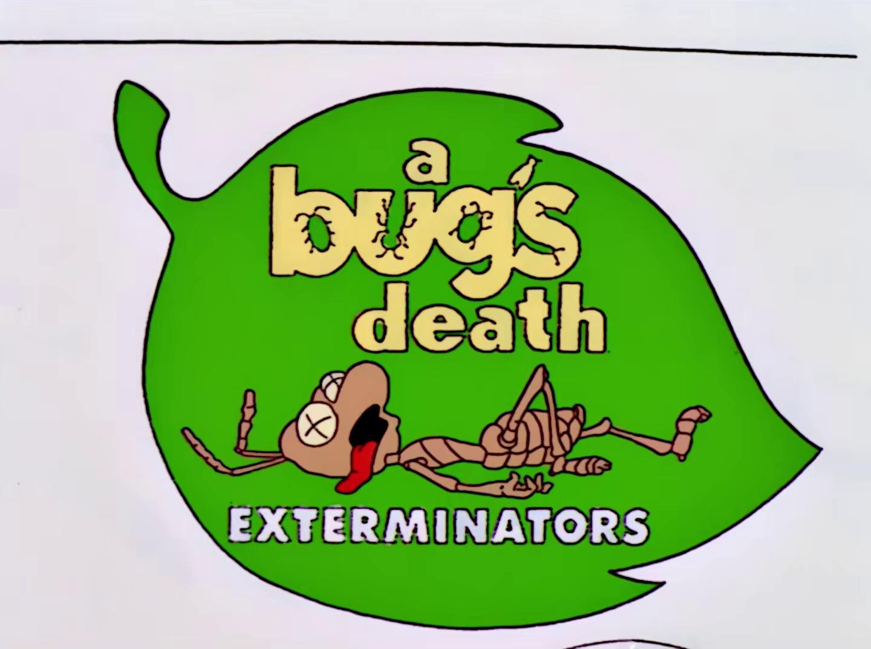 A Bug's Death Exterminators