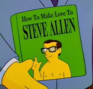 How to Make Love to Steve Allen