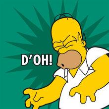 Homer-doh-square