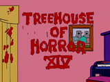 Treehouse of Horror XIV - Title Card