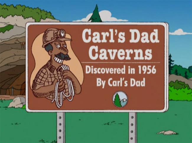 Pai de Carl
