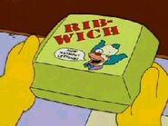 Ribwich Burger