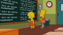 The Kids Are All Fight chalkboard gag.png