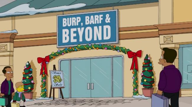 Burp, Barf & Beyond
