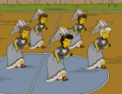 Belas do Basquete de Springfield