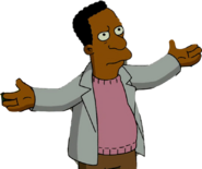 Carl Carlson in The Simpsons Movie