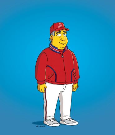 Mike Scioscia (character)