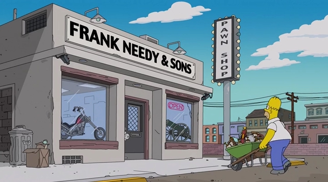Frank Needy & Sons Pawn Shop