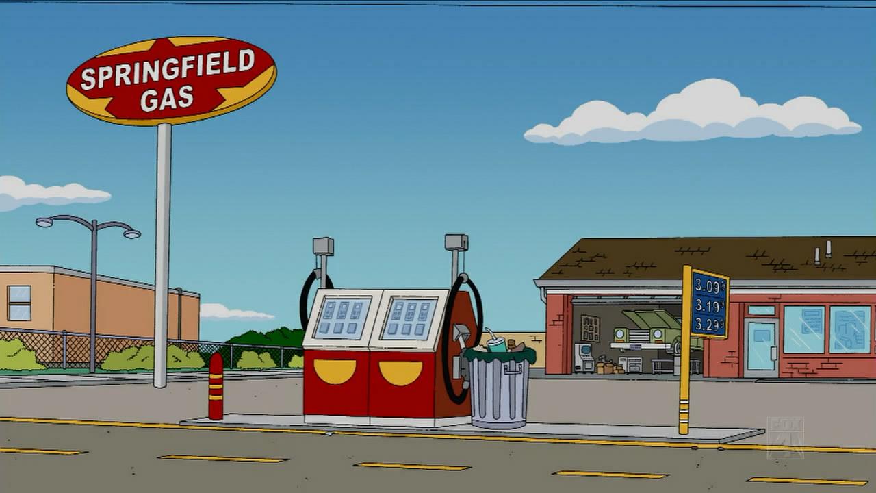 Springfield Gas