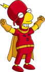 Tapped Out Radioactive Milhouse