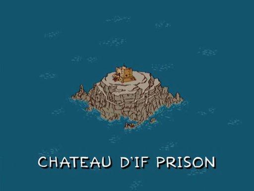 Chateau d'If Prison