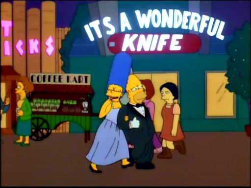Its a Wonderful Knife (store)