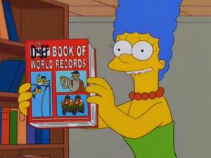 Le livre Duff des records du monde.png