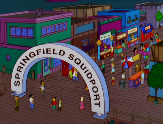 Springfield Squidport