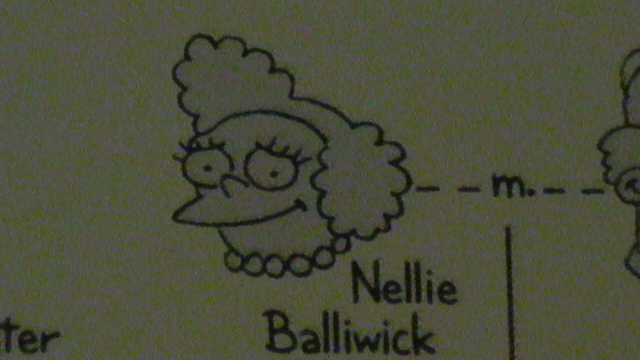 Nellie Balliwick