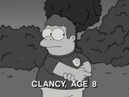Clancy Growing Up Springfield