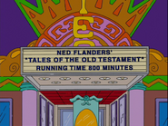 Homer and Ned's Hail Mary Pass-Tales of the old testament