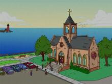 Igreja barnacle bay