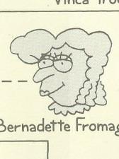 Bernadette Fromage
