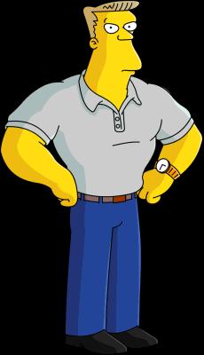 Rainier Wolfcastle Simpsons Wiki Fandom