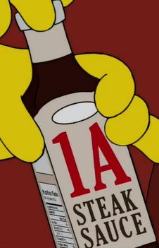 1A Steak Sauce