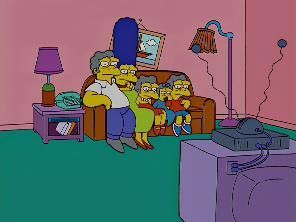 Moe's couch gag