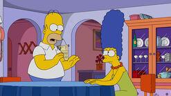 The Marge-ian Chronicles promo 2