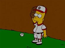 Bart perde bola denovo