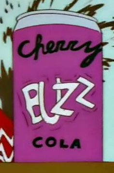 Cherry Buzz Cola