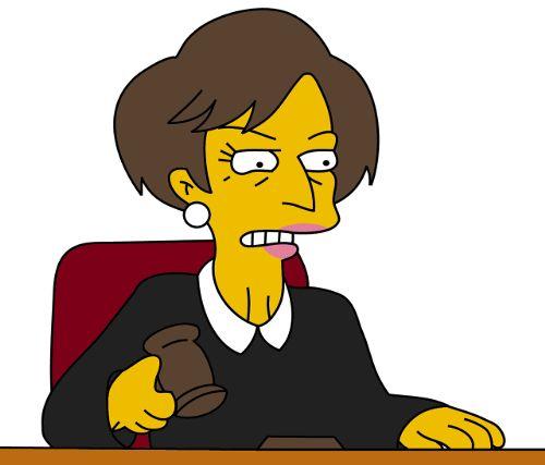 Juiza Constance Harm