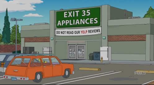 Eletrodomésticos Saída 35