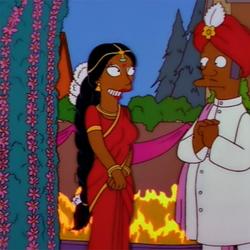 O casamento de Apu