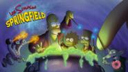 Simpson Horror Show XXVIII Accueil