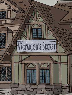 Victarion's Secret