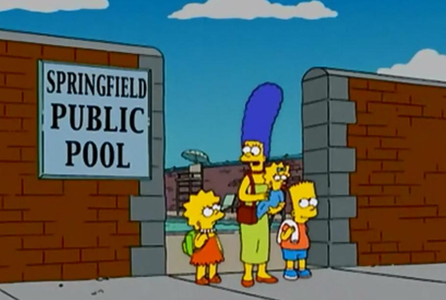 Springfield Public Pool