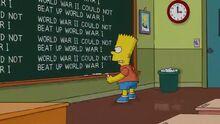 Stealing First Base Chalkboard Gag.JPG