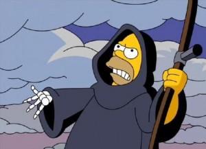 Empregos de Homer