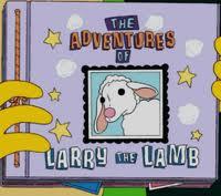 Larry the Lamb