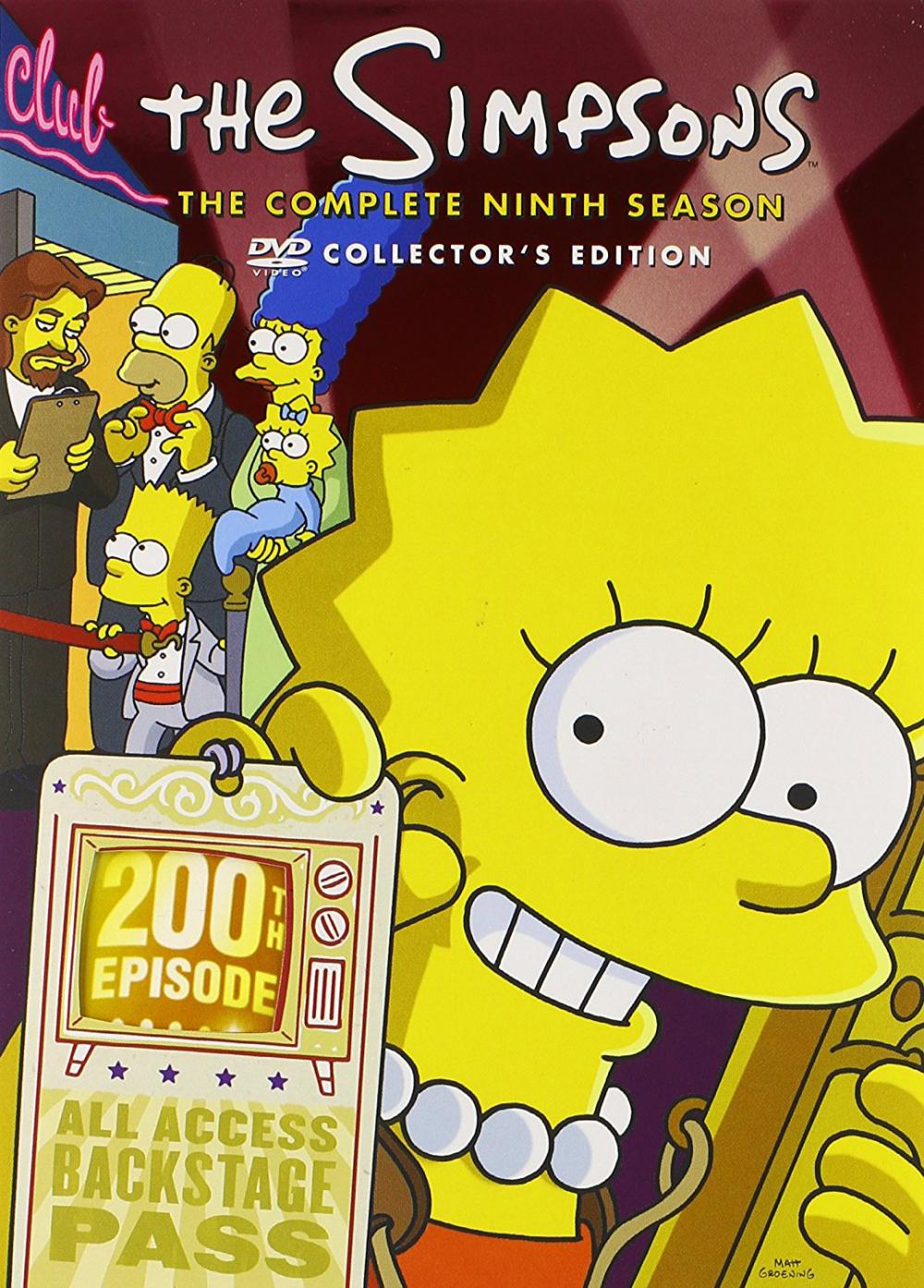 The Complete Ninth Season Simpsons Wiki Fandom