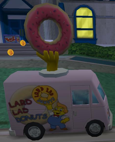 Donut Truck