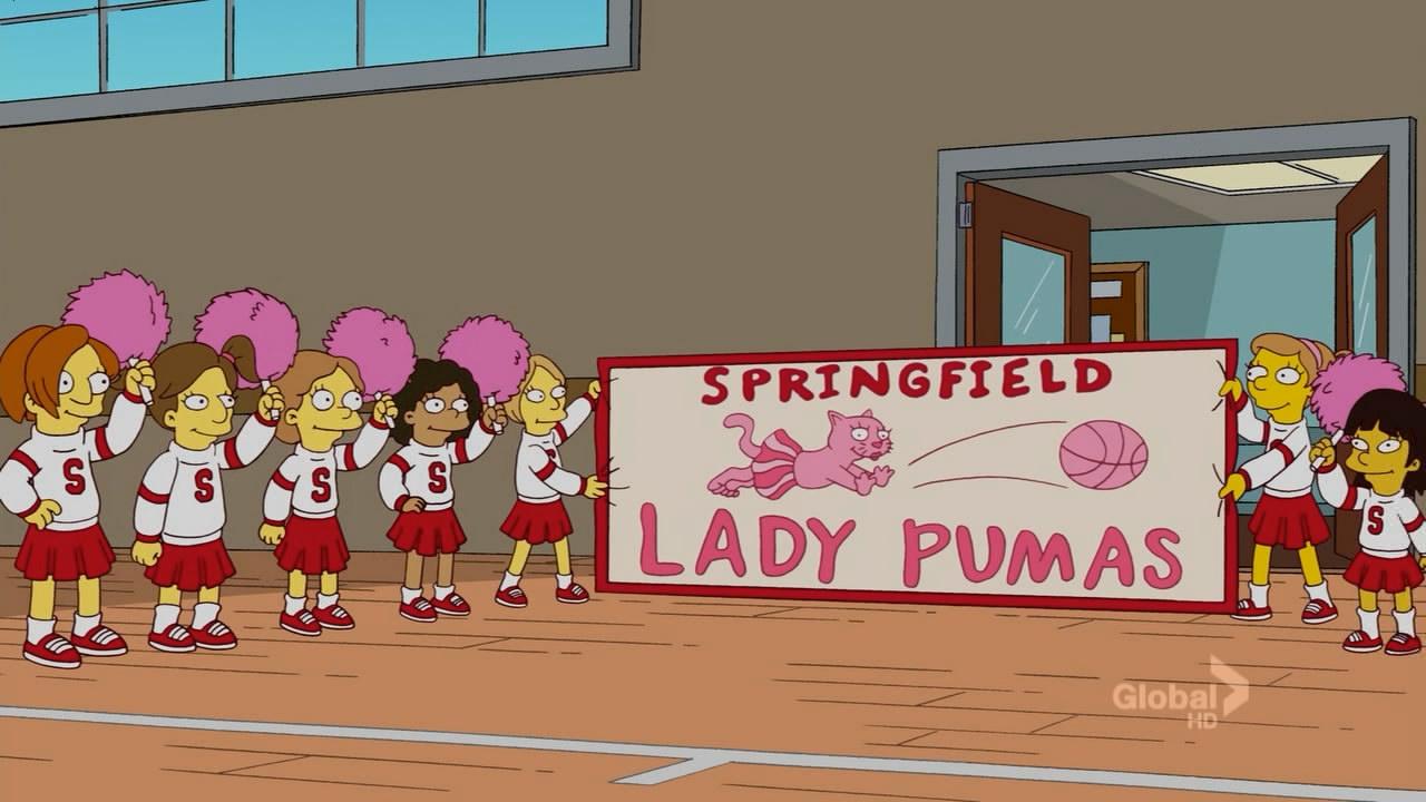 Springfield Lady Pumas