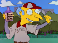 HatB - Burns as manager