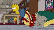 Lisa Simpson, This Isn't Your Life 83