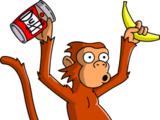 Mojo the Helper Monkey